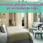 10 Servicios que No Pueden Faltar en un Hotel de Lujo