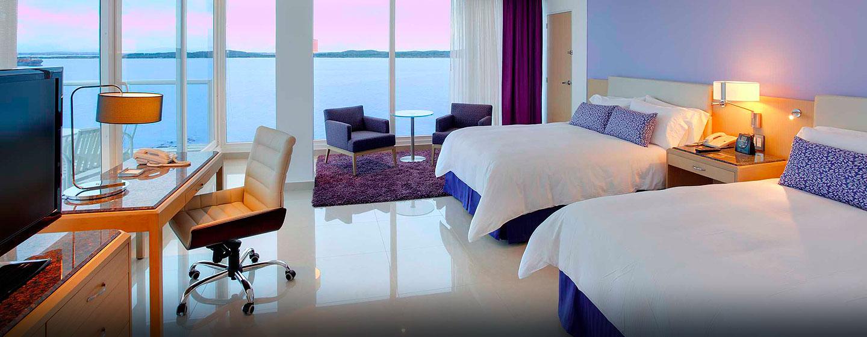 Habitacion hotel de lujo